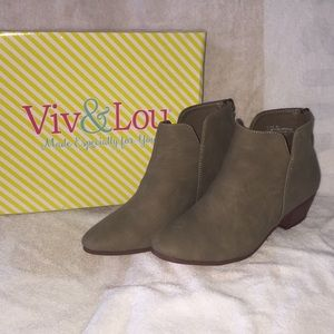 New Ankle Booties in Box Size 9